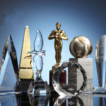 Corporate Awards and Recognition Gifts